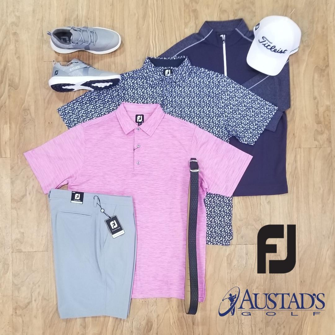 2020 Apparel: FootJoy Pink Paradise Collection