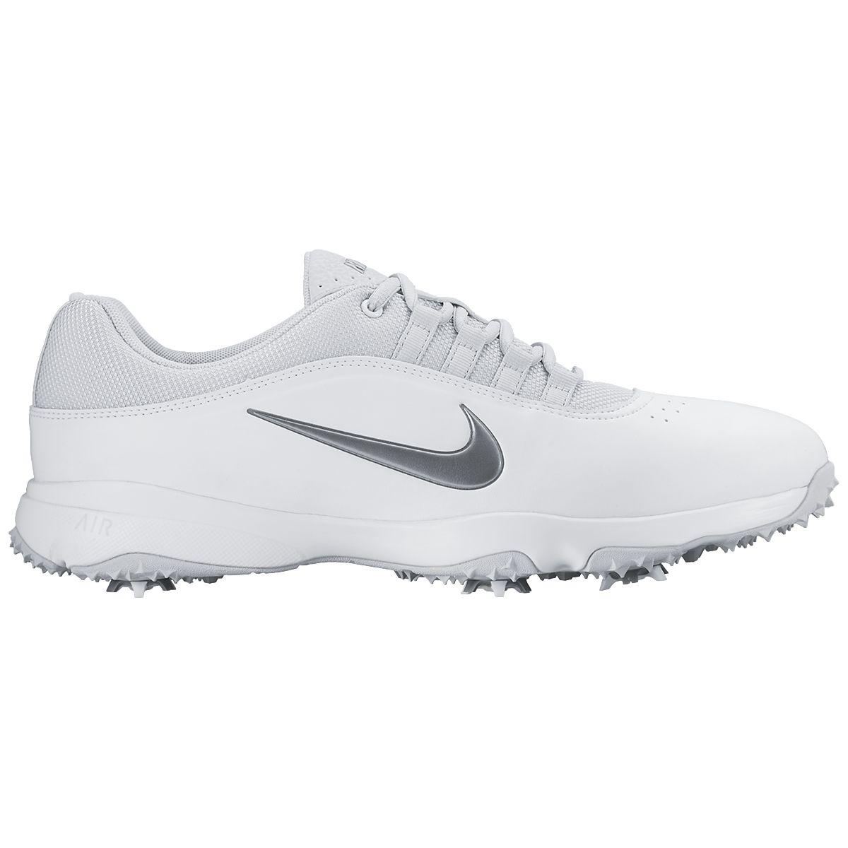 Nike Air Rival 4 White Golf Shoes
