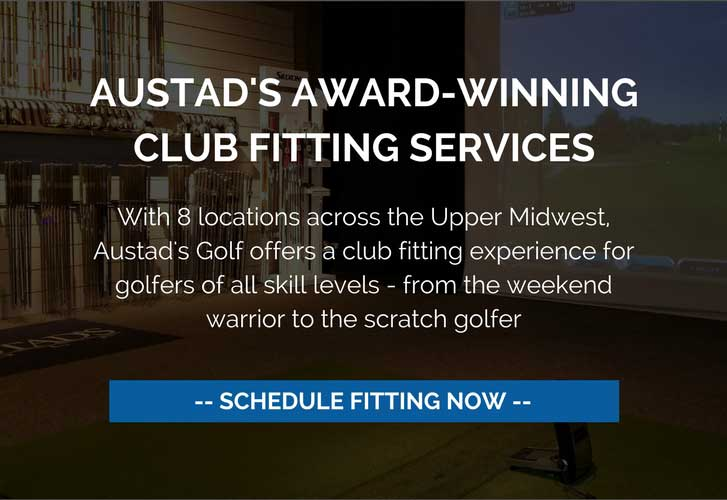 Custom Club Fitting at Austad's Golf