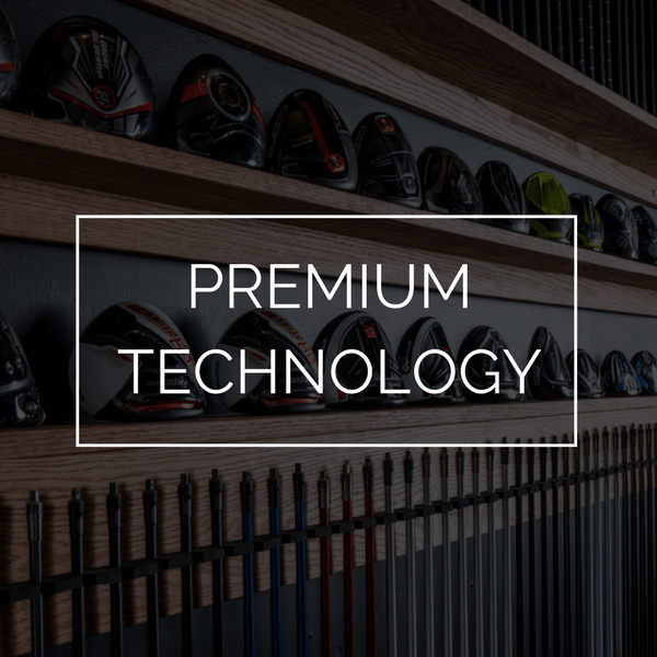 Premium Club Fitting Technology